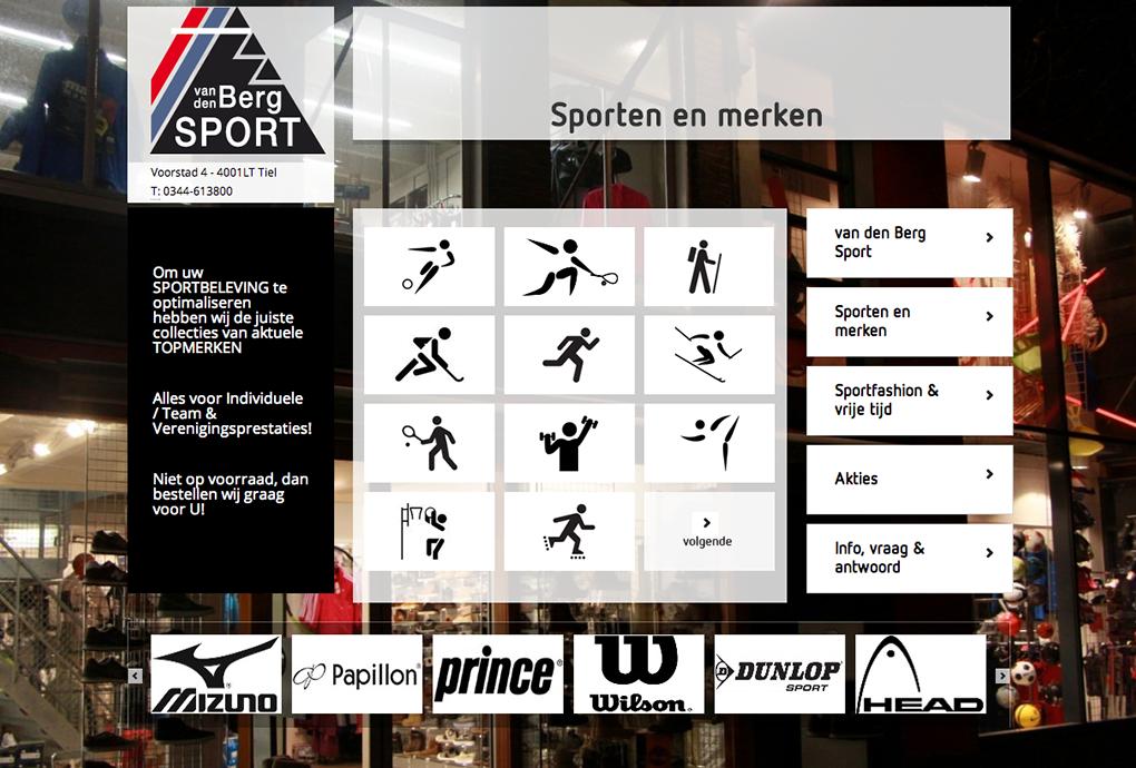 van den Berg Sport